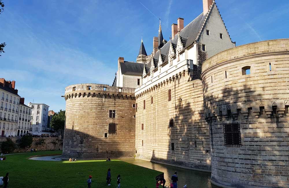 What to do in Nantes - Chateau des Ducs de Bretagne