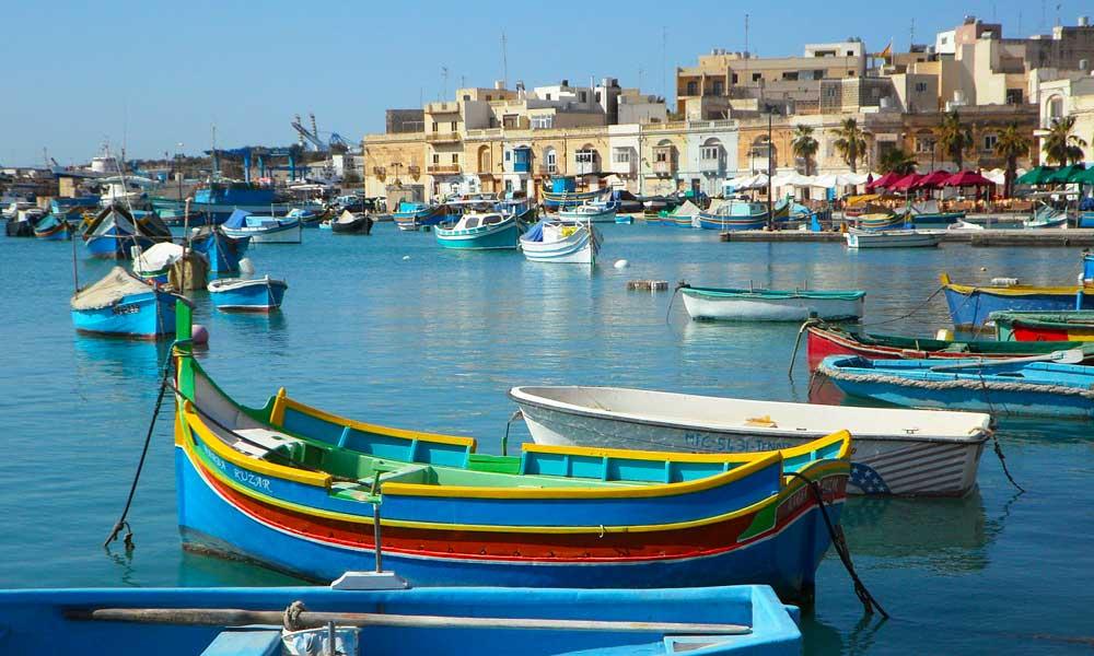 Marsaxlokk fishing village and Malta south coast tours - Malta excursions