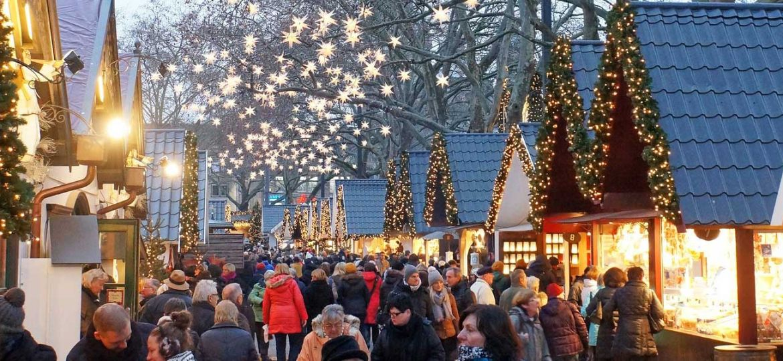 Best Christmas Markets in Europe - City Breaks