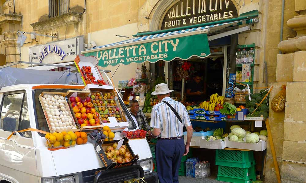 Best foods to try in Malta