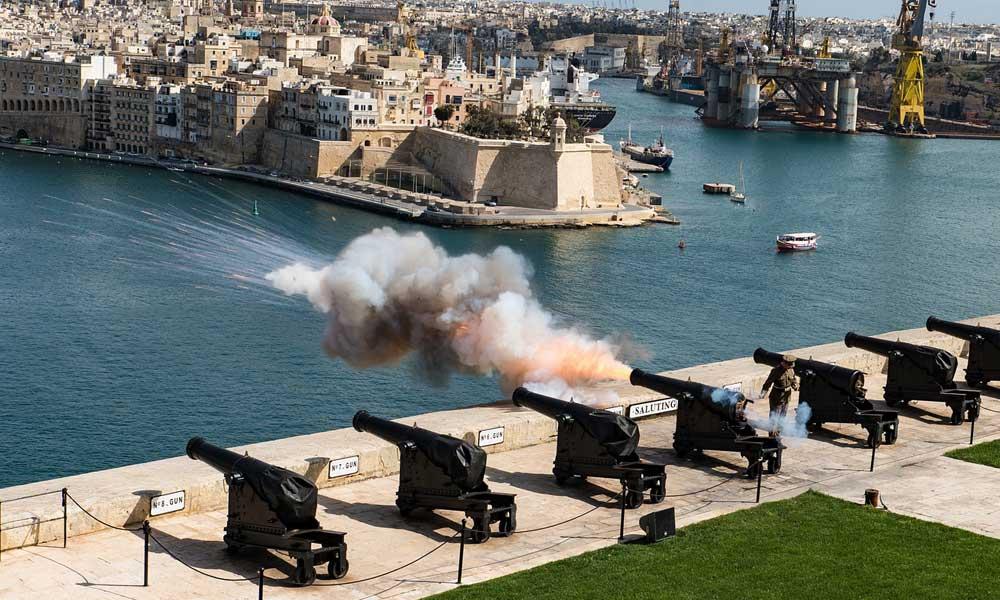 Best places to visit in Malta -  Valletta