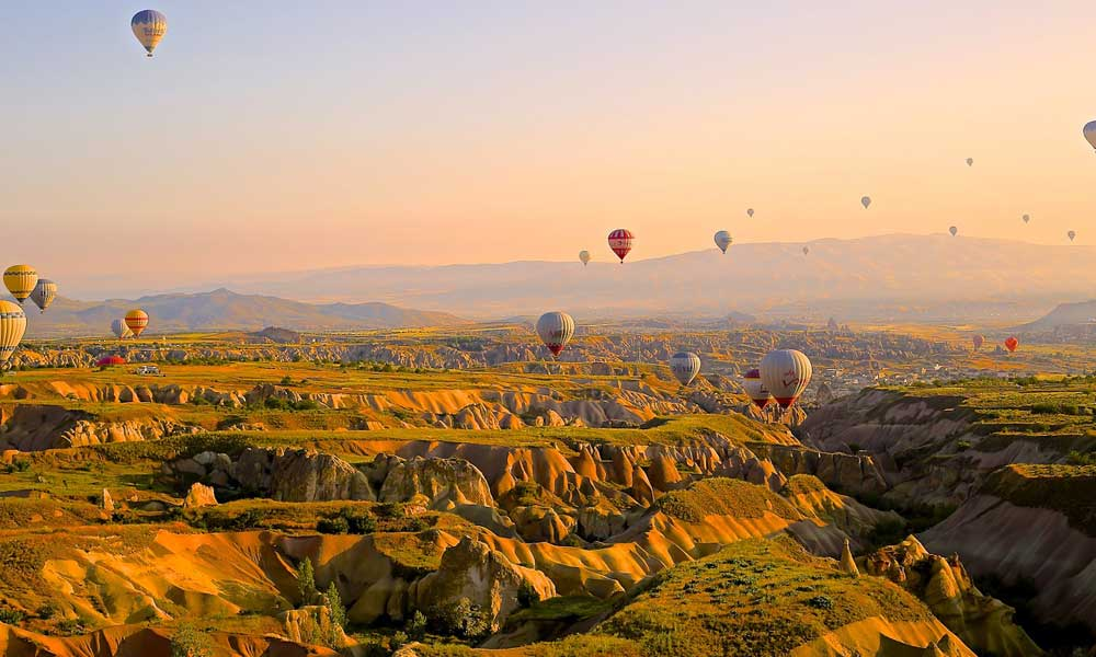 Where to go on holiday this year - Turkey