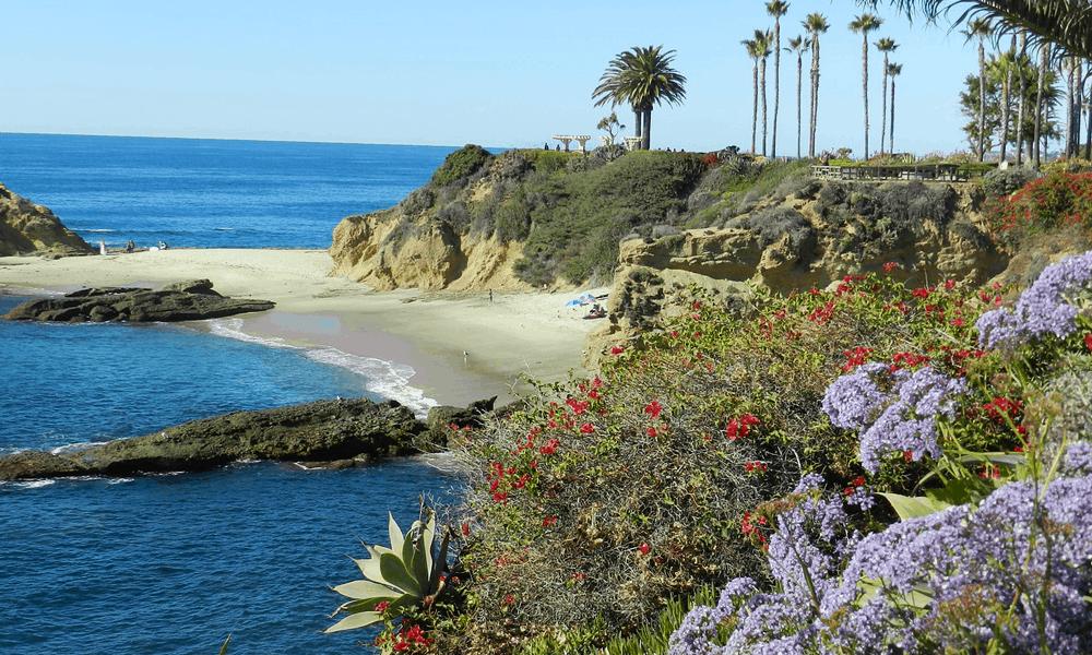 Places to visit in LA - Laguna Beach