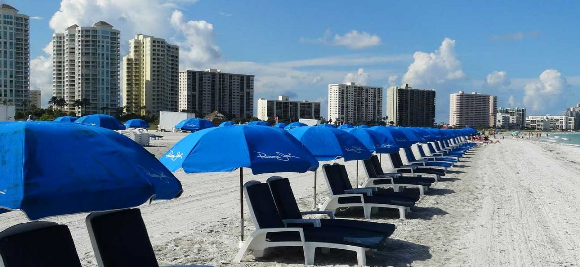 Orlando Day Trips and Excursions - top banner depicting a beach