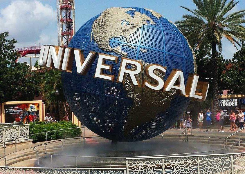 Orlando theme park comparison guide - Show Universal globe