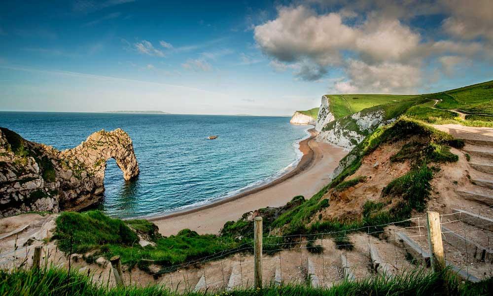 Where to go in the UK - Cornwall coastline