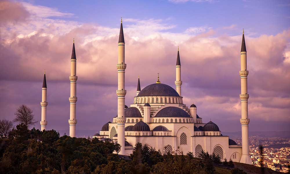 May city break - Istanbul Mosque