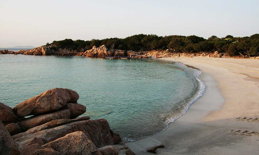 May holiday ideas - Sardinia beach cove