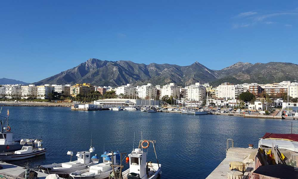 Cheap August holiday ideas - Shows Malaga marina