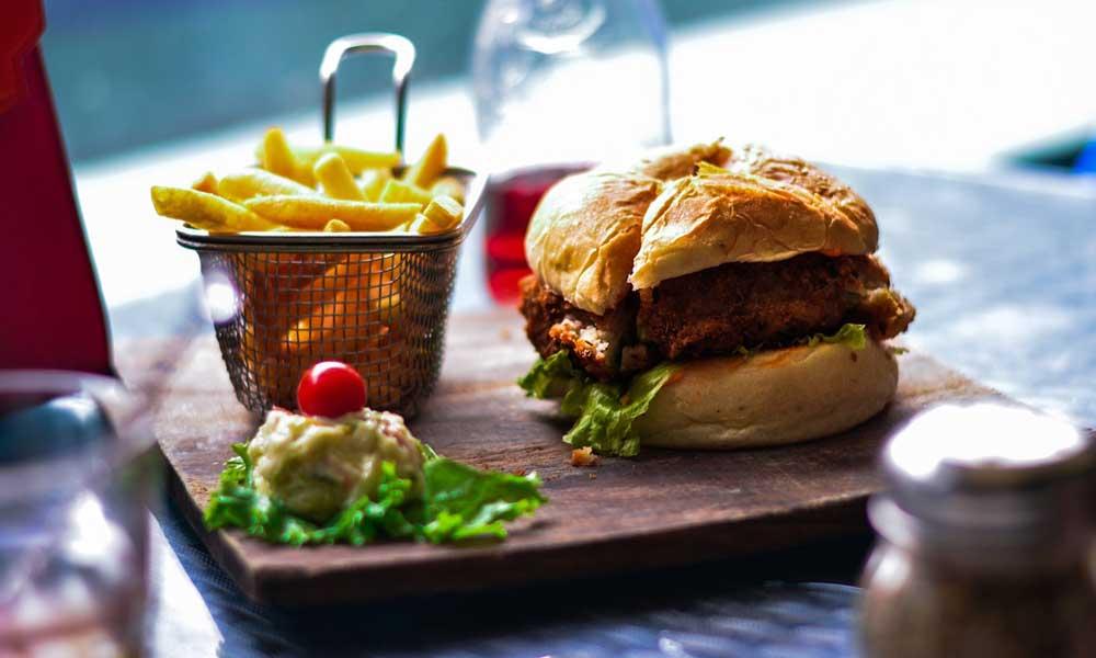 Novalja restaurants - Burger & Co