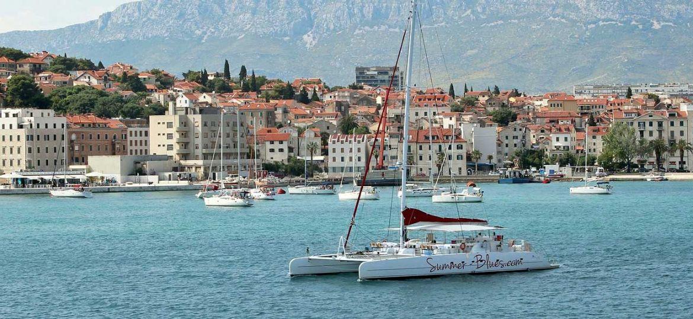 Split Croatia travel guide - Split visitors tips top banner