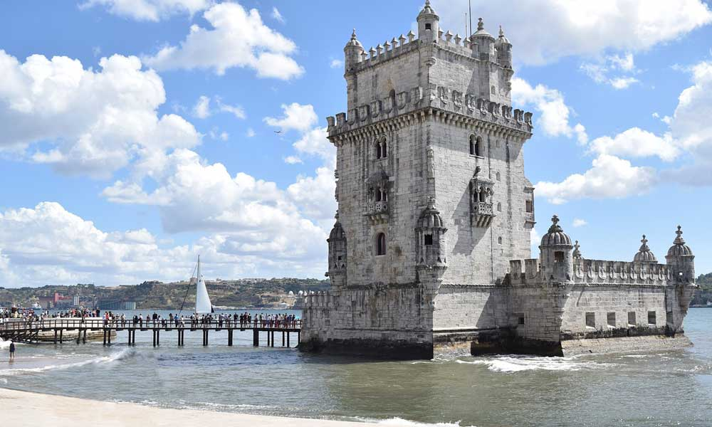 Top attractions in Lisbon - Shows Belem Tower