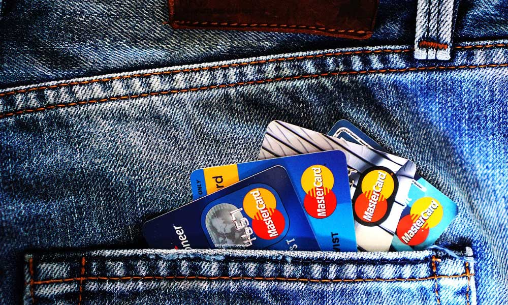 Shows travel credit cards - How to be safe if an airline goes bust