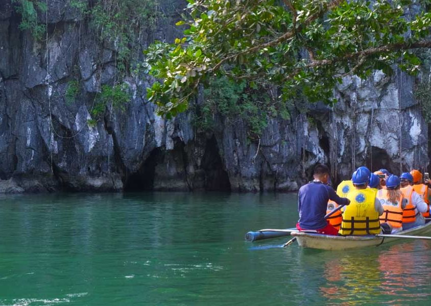 Things to do in Puerto Princesa - Top banner showing UNESCO Underground River entrance