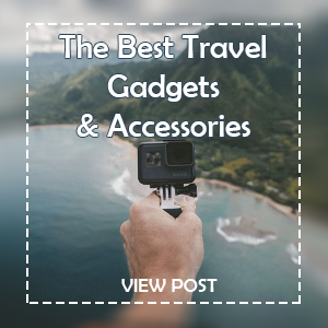 The best travel gadgets and accessories