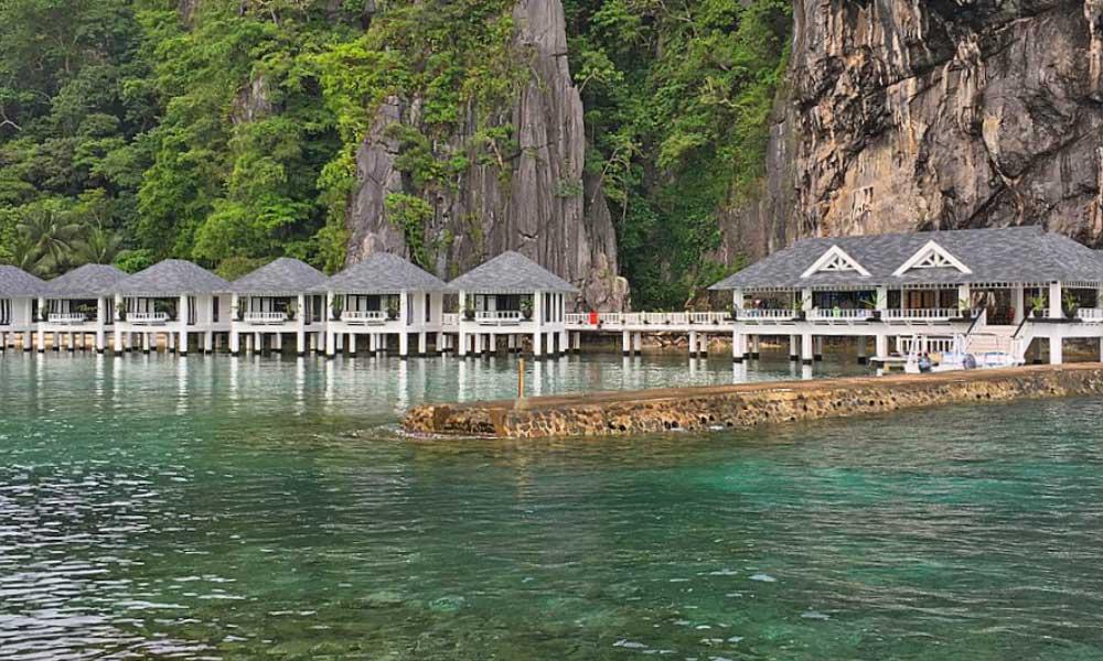 Luxury island resorts - El Nido activities