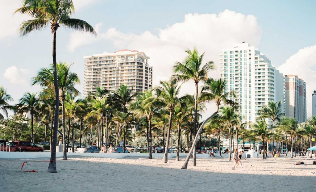 Shows South Beach in Miami - Best group holiday destinations