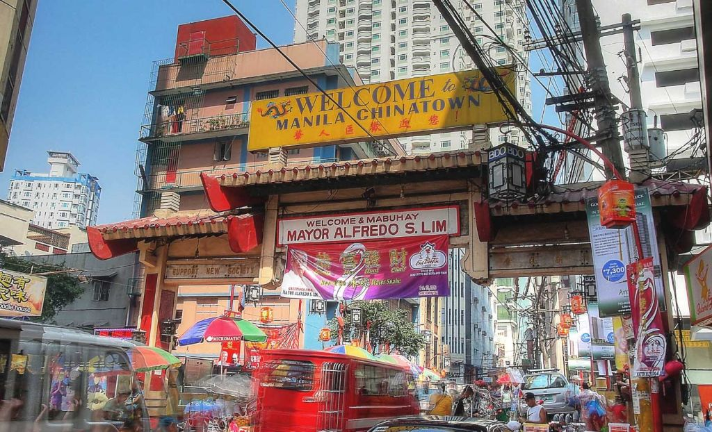 Chinatown in Manila - Layover activities