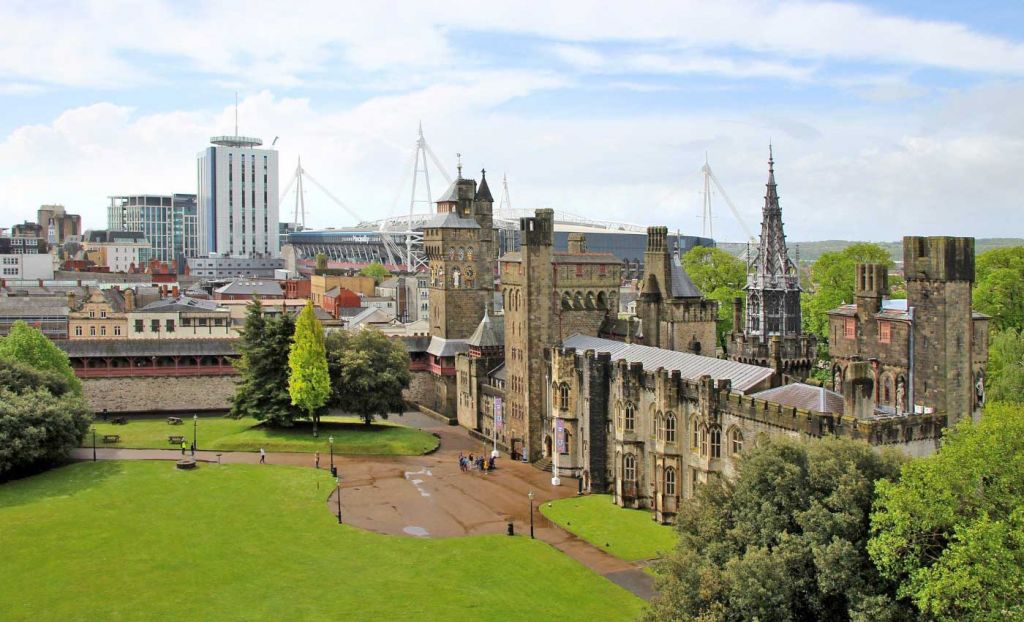 Cheap UK city break ideas - Shows Cardiff City