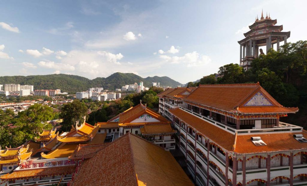 Top attractions in Langkawi - Temples of Penang