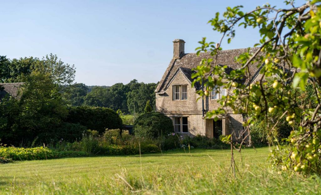 3 weeks in the UK - Countryside house in The Cotswolds
