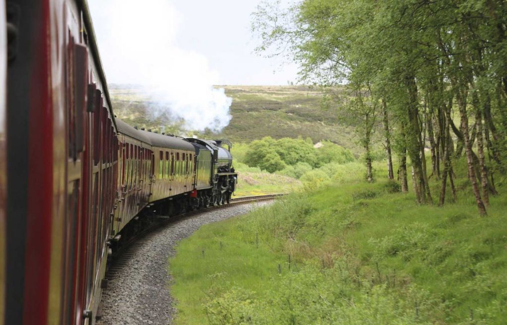 Days out in Yorkshire - North Yorkshire Railway