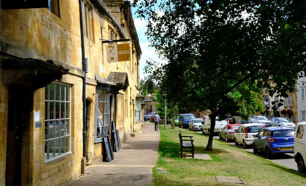 Village shops of Chipping Campden