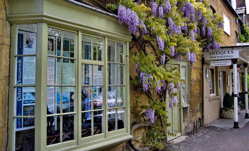 The best places to stay in the Cotswolds - Shop in Moreton in Marsh