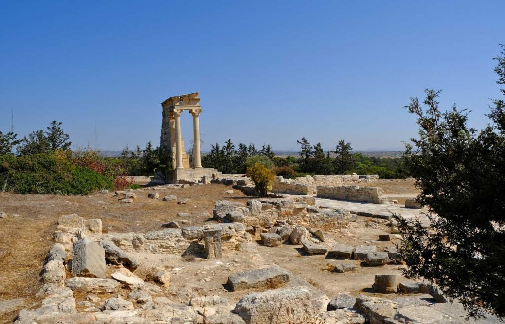 Ancient Kourion ruins - Things to do in Paphos