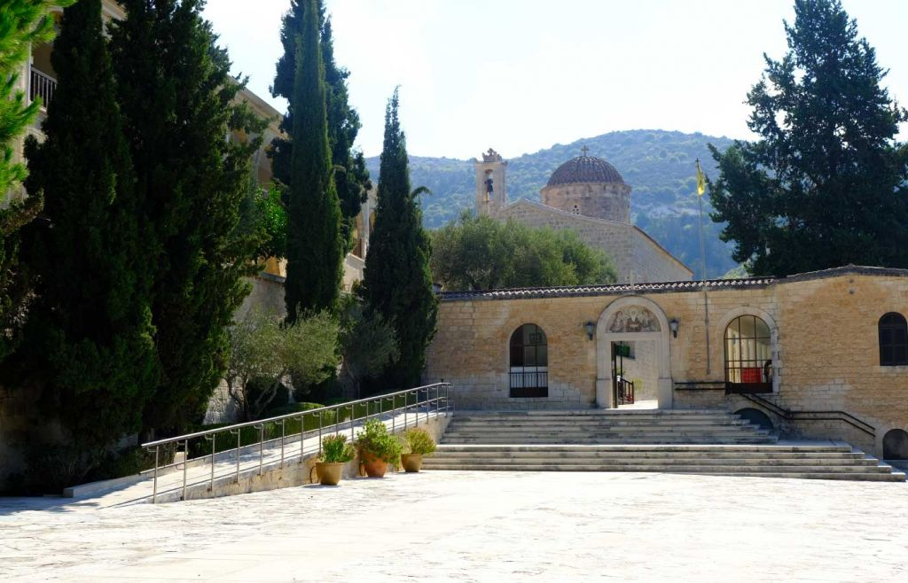 Things to do near Paphos - Agios Neophytos Monastery
