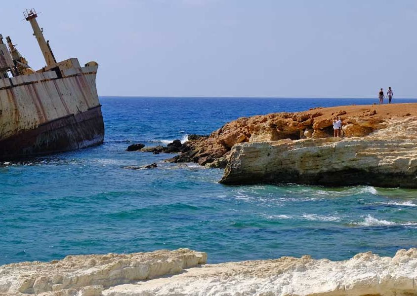 Things to do in Paphos - Shows the Edro III shipwreck