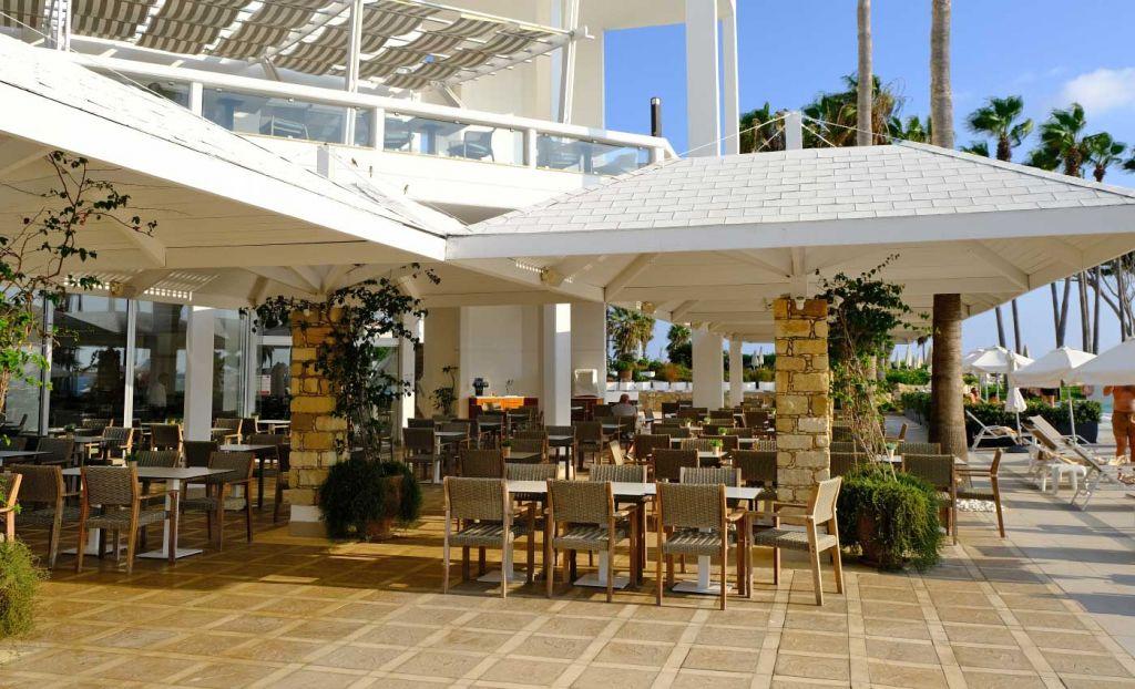Leonardo Plaza Cypria Hotel Mare restaurant