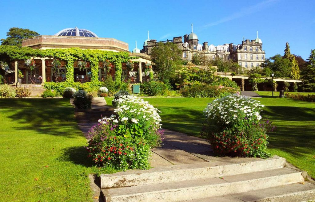 Harrogate botanical gardens