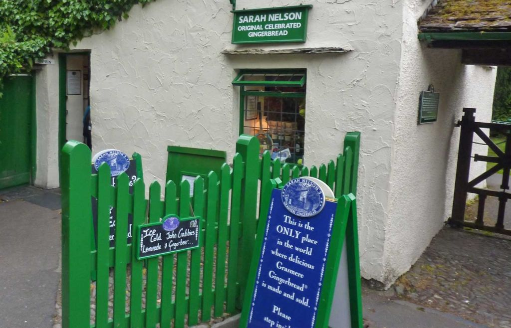 Grasmere Gingerbread House