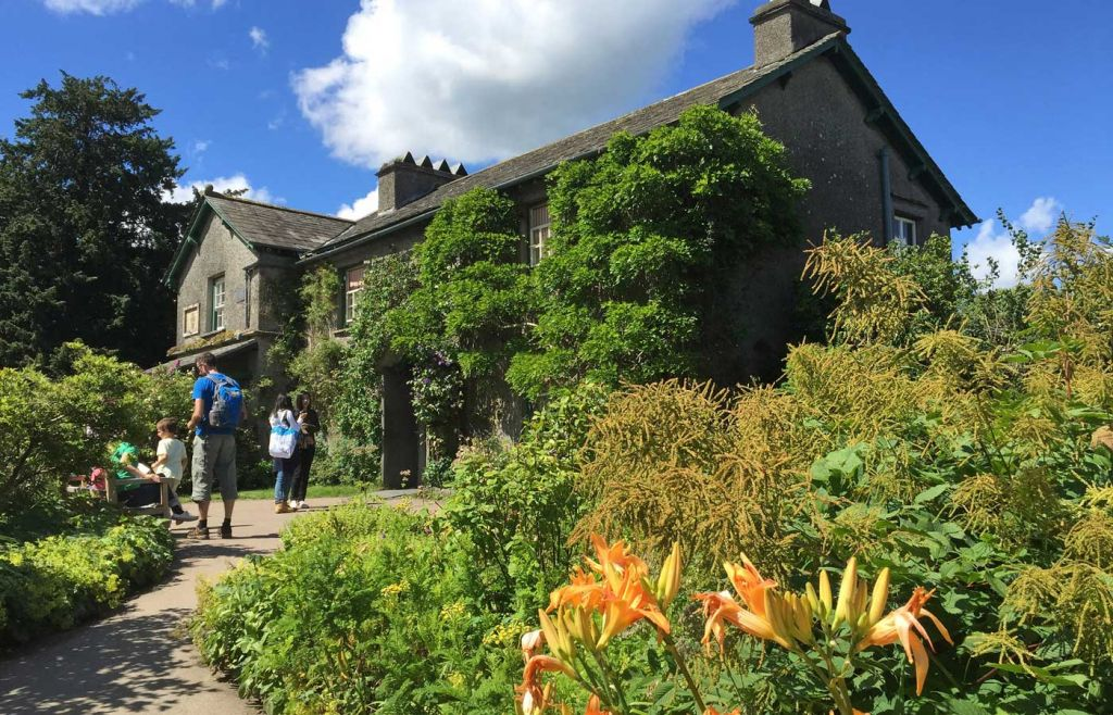 Beatrix Potter's home at Hill Top
