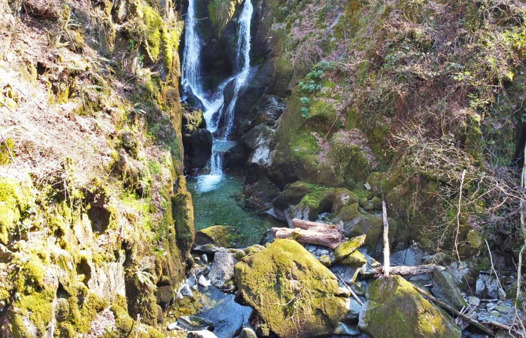 Stock Ghyll Waterfall - Lake District attractions