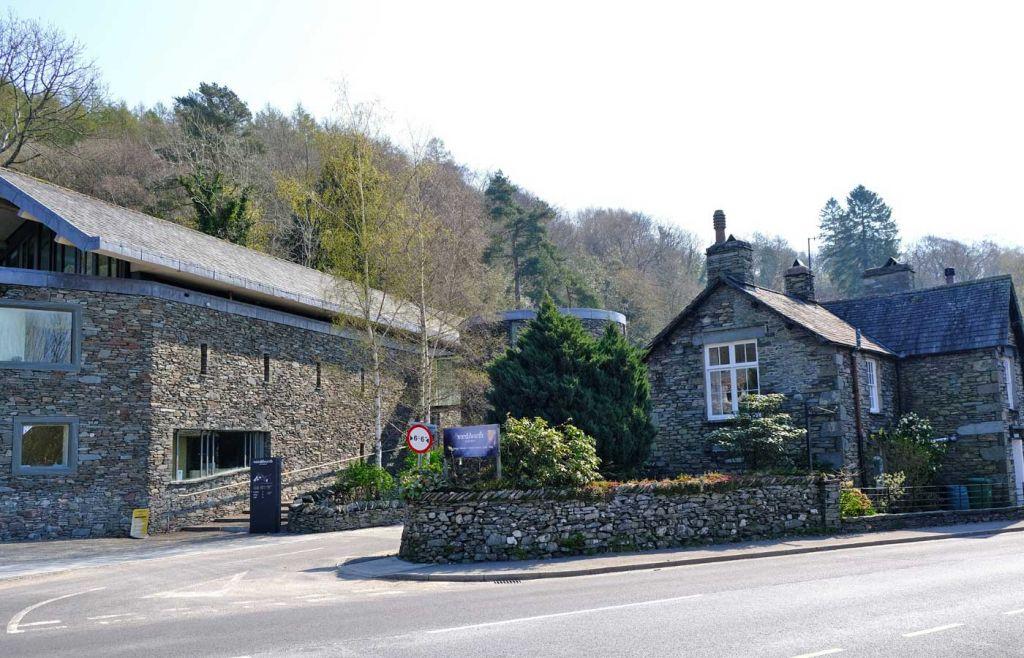 Wordsworth Dove Cottage Grasmere