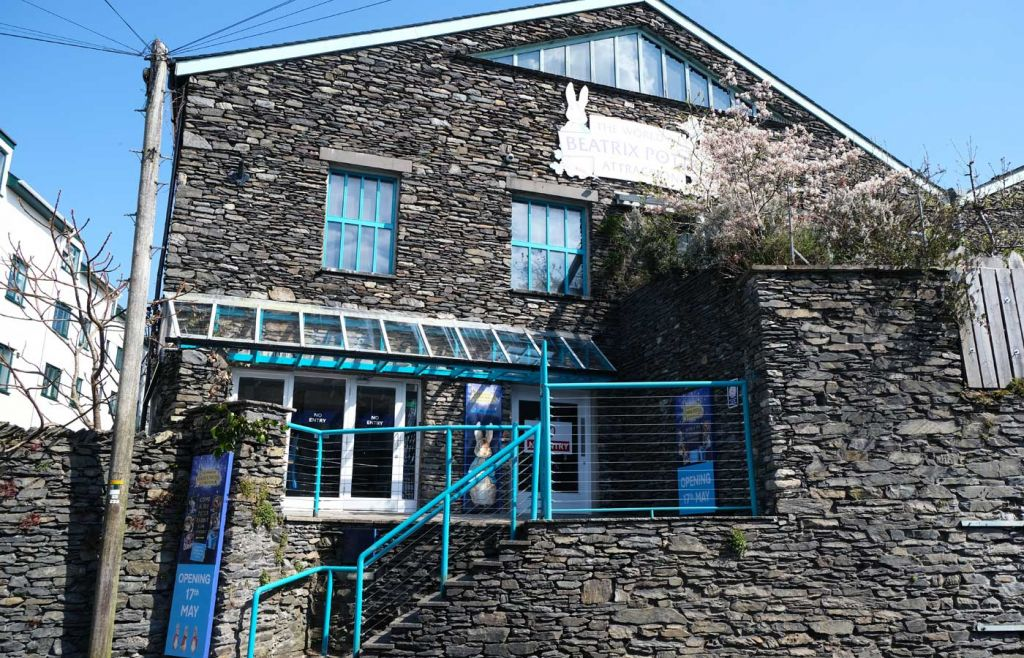 Windermere attractions - Beatrix Potter experience