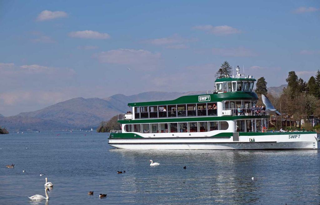 Best Things to do in Windermere - Lake Cruise - Swift