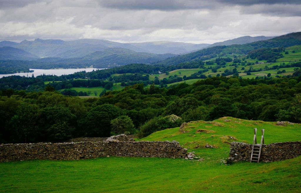 Things to do in Windermere - View from Orrest Head