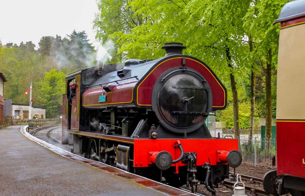 Best Things to do in Windermere - Steam Railway