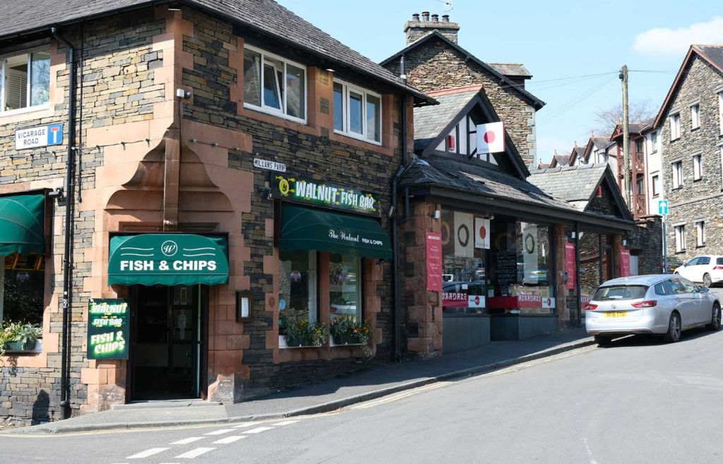 Best things to do in Ambleside - Shops and restaurants