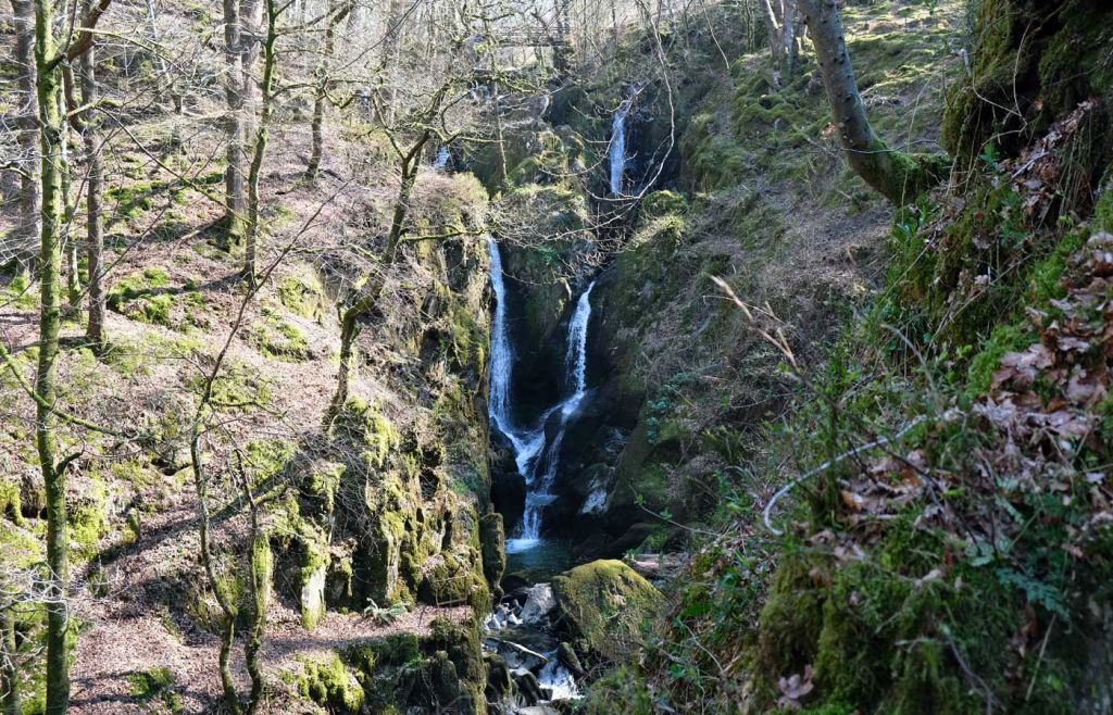 Things to do in Ambleside - Shows Stock Ghyll Waterfall