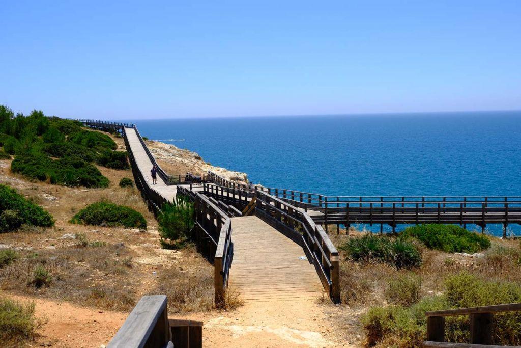 Algor Seco boardwalk