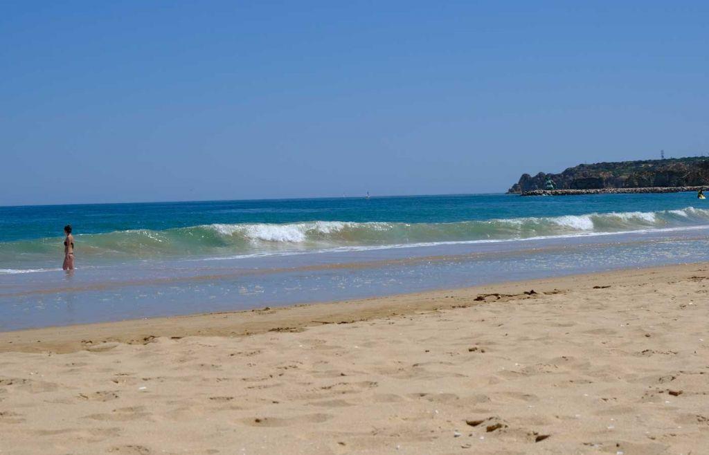 Lagos beaches - Shows Praia de Sao Roque