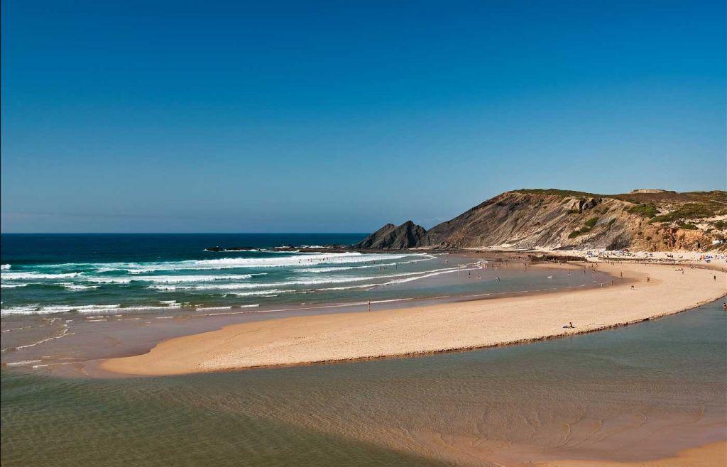 Praia da Amoreira - Best Algarve beaches