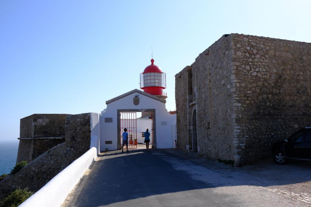 A view from Sagres Lighthouse - The best Sagres hotels